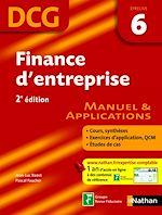 Télécharger cet ebook : Finance d'entreprise - épreuve 6 - DCG manuel