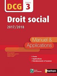 Télécharger le livre : Droit social - 2017/2018