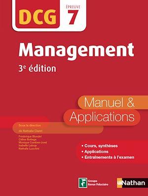 Téléchargez le livre :  Management - DCG 7 - Manuel et applications