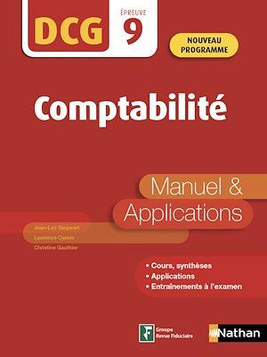 Téléchargez le livre :  Introduction à la comptabilité - DCG Epreuve 9 - Manuel et applications (Epub 3 RF) - 2019