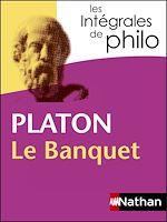 Télécharger le livre :  Intégrales de Philo - PLATON, Le Banquet