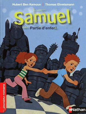 Téléchargez le livre :  Samuel, partie d'enfer ! - Roman Fantastique - De 7 à 11 ans
