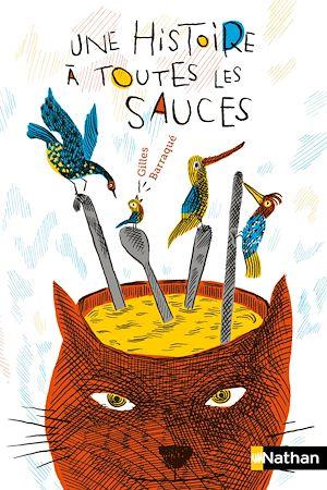 Téléchargez le livre :  Une histoire à toutes les sauces