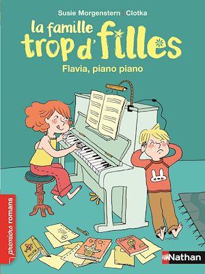 Téléchargez le livre :  Flavia, piano piano