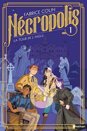 Téléchargez le livre :  Nécropolis - Une ombre dans la forteresse - Tome 1 - Dès 10 ans