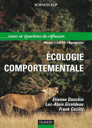 Téléchargez le livre :  Écologie comportementale