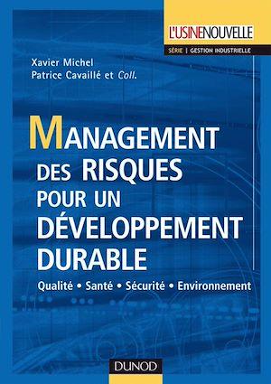 Téléchargez le livre :  Management des risques pour un développement durable