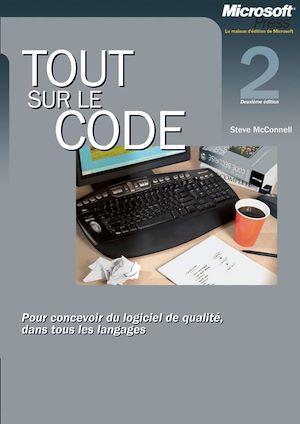 Téléchargez le livre :  Tout sur le code