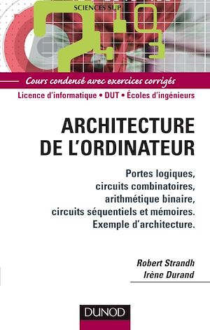 Téléchargez le livre :  Architecture de l'ordinateur
