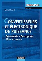 Télécharger le livre :  Convertisseurs et électronique de puissance