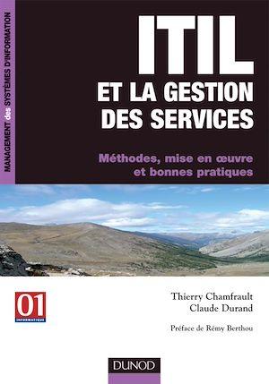 Téléchargez le livre :  ITIL et la gestion des services
