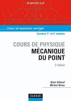 Téléchargez le livre :  Mécanique du point - 2e éd.