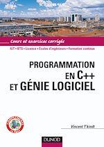 Télécharger le livre :  Programmation en C++ et génie logiciel - Livre+compléments en ligne