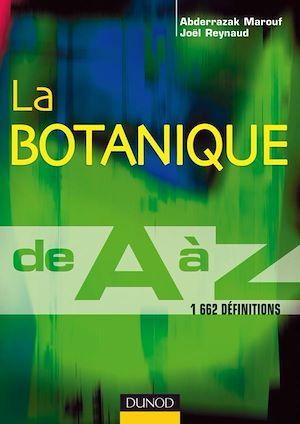 Téléchargez le livre :  La botanique de A à Z