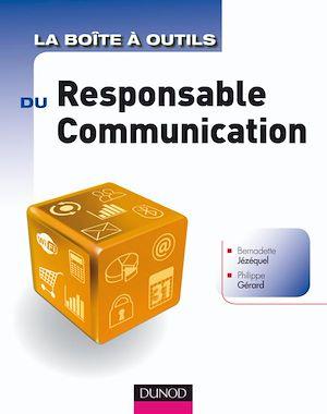 Téléchargez le livre :  La Boîte à outils du Responsable Communication