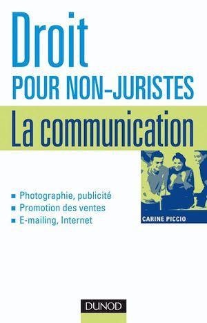 Téléchargez le livre :  Droit pour non-juristes : la communication
