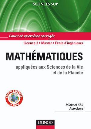 Téléchargez le livre :  Mathématiques Appliquées aux sciences de la Vie et de la Planète