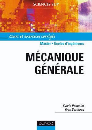 Téléchargez le livre :  Mécanique générale