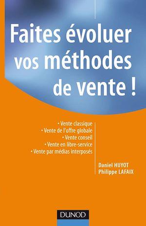 Téléchargez le livre :  Faites évoluer vos méthodes de vente !