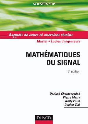 Téléchargez le livre :  Mathématiques du signal - 3e éd.