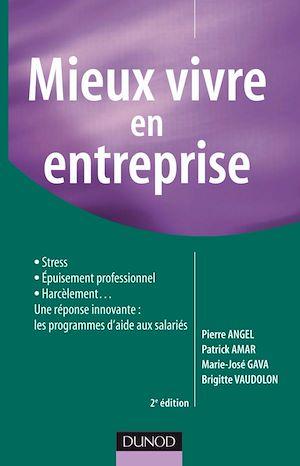 Téléchargez le livre :  Mieux vivre en entreprise - 2e éd.