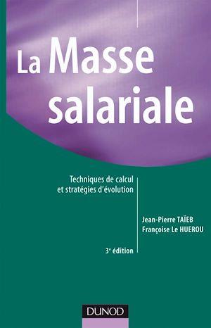 Téléchargez le livre :  La masse salariale - 3e éd.