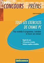 Télécharger le livre :  Tous les exercices de Chimie PC