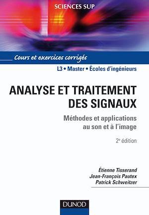 Téléchargez le livre :  Analyse et traitement des signaux - 2e éd.