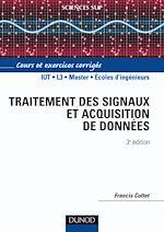 Télécharger le livre :  Traitement des signaux et acquisition de données - 3ème édition