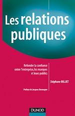 Télécharger le livre :  Les relations publiques