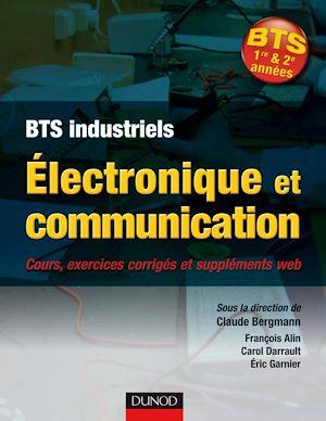 Téléchargez le livre :  Électronique et communication BTS