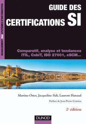 Téléchargez le livre :  Guide des certifications SI - 2e éd.