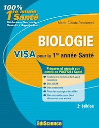 Télécharger le livre : Biologie Visa pour la 1re année Santé - 2e édition