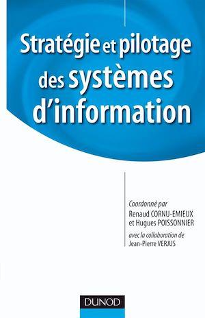 Téléchargez le livre :  Stratégie et pilotage des Systèmes d'information