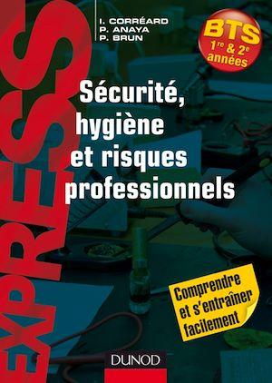 Téléchargez le livre :  Sécurité, hygiène et risques professionnels