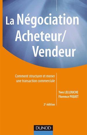 Téléchargez le livre :  La négociation acheteur/vendeur - 2e edition