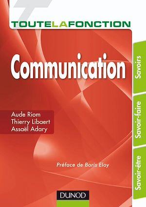 Téléchargez le livre :  Toute la fonction Communication