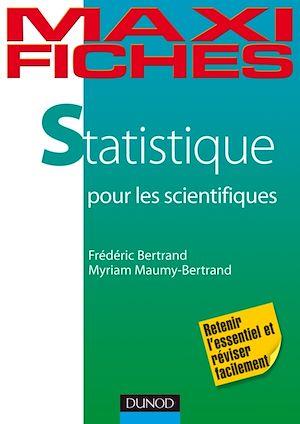 Téléchargez le livre :  Maxi fiches de Statistique