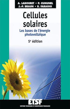 Téléchargez le livre :  Cellules solaires - 5e éd.