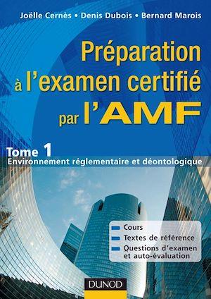 Téléchargez le livre :  Préparation à l'épreuve de certification professionnelle des acteurs de marché
