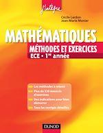 Télécharger le livre :  Mathématiques - Méthodes et Exercices ECE - 1re année