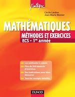Télécharger le livre :  Mathématiques - Méthodes et Exercices ECS - 1re année