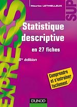 Télécharger le livre :  Statistique descriptive - 6 ème édition