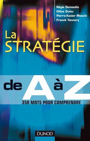 Téléchargez le livre :  La stratégie de A à Z