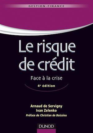 Téléchargez le livre :  Le risque de crédit - 4e éd.