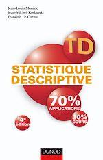 Télécharger le livre :  TD de statistique descriptive - 4e édition