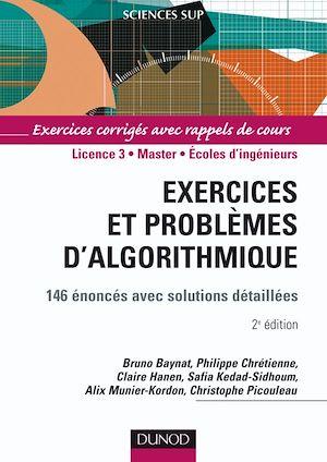 Téléchargez le livre :  Exercices et problèmes d'algorithmique - 3e éd.