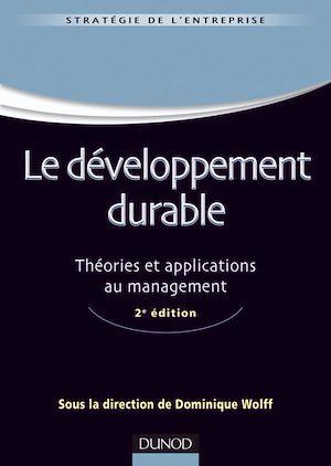 Téléchargez le livre :  Le développement durable - 2e éd.