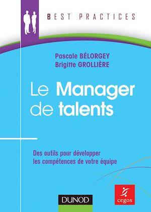 Téléchargez le livre :  Le Manager de talents