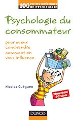 Télécharger le livre :  Psychologie du consommateur - 2e éd